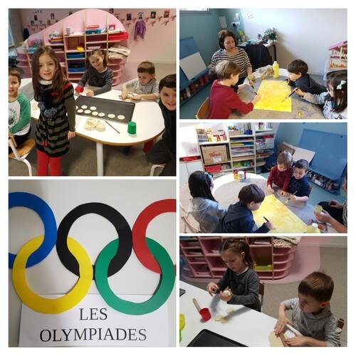 préparation des olympiades