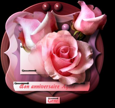 Carte anniversaire 2019