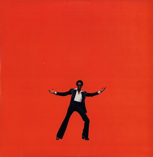 "David Ruffin : Abum "" Me ''N'' Rock ''N'' Roll Are Here To Stay "" Motown Records M6-818S1 [ US ]"