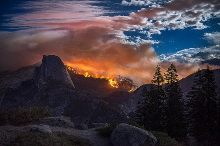 Visite Du Parc De Yosemite En Californie