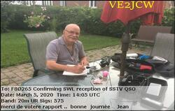 SWL: Short Waves Listener  Ecoute ondes courte by F80.265