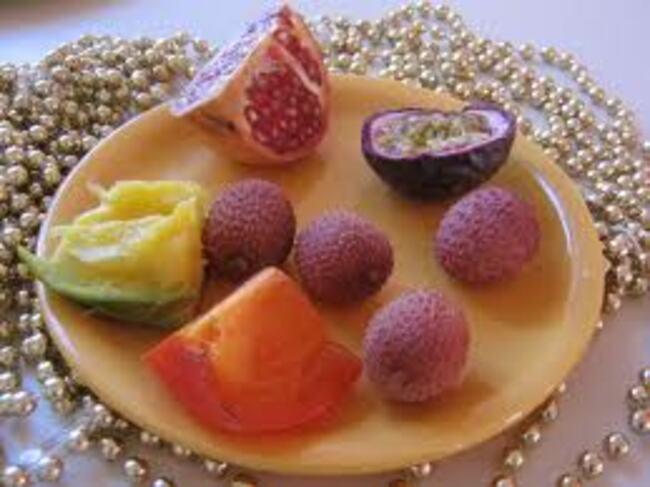 Défi de Khanel n° 26 - Les fruits