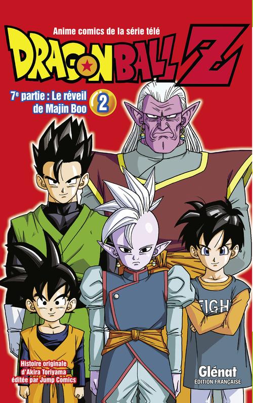 Dragon ball Z - 7ème partie 2- Le réveil de Majin Boo - Akira Toriyama