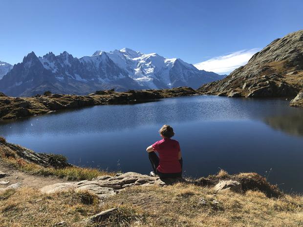 Vers le Lac Blanc