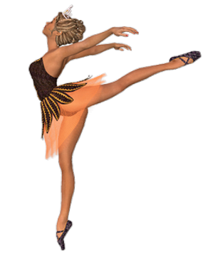 poser danseuse