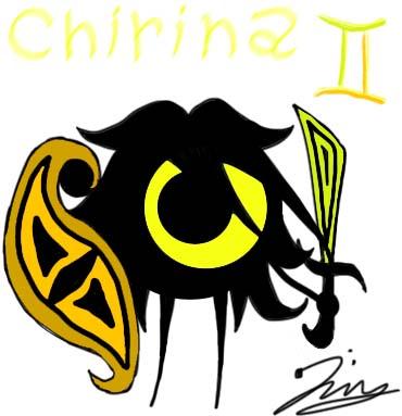 Chirina, la tatepon pleine de sagesse
