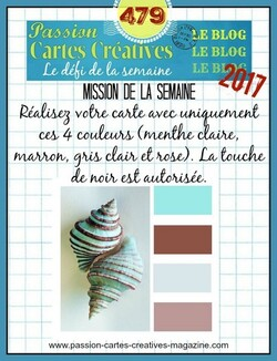 Passion Cartes Créatives #479 !