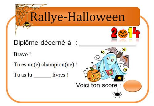 Rallye-Halloween