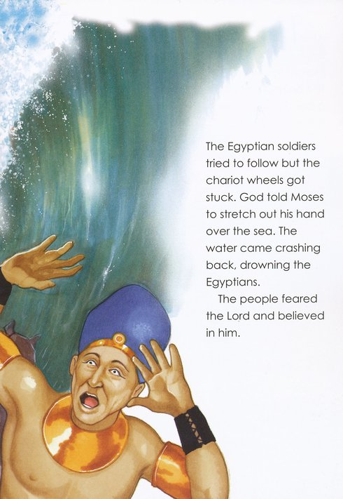 Moses the Traveler: Guided by God