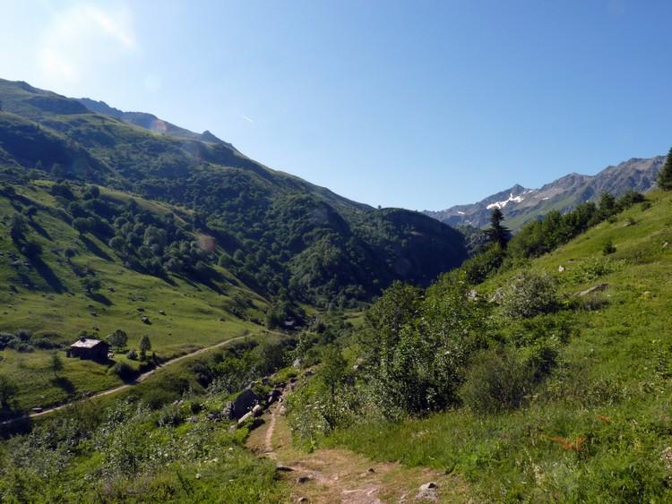 Mathoset et vallée de la Neuvache