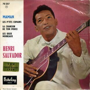 Henri Salvador, 1959