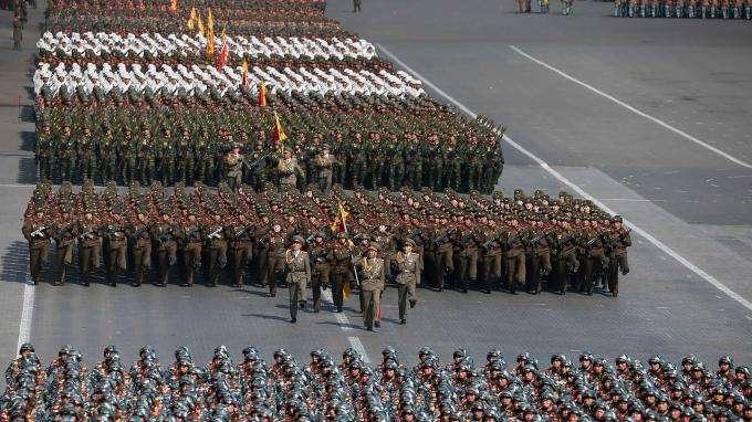 """Après la trêve olympique, """"les tensions vont reprendre"""" entre les deux Corées et entre Washington et Pyongyang"""