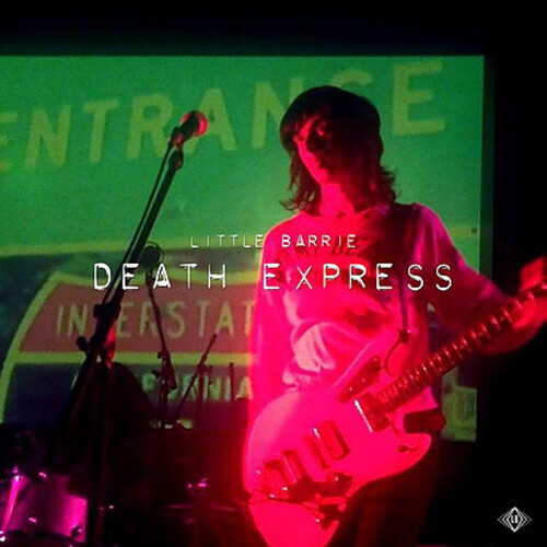Little Barrie - Death Express (2017) [Alternative Rock, Indie Psychedelic Rock]