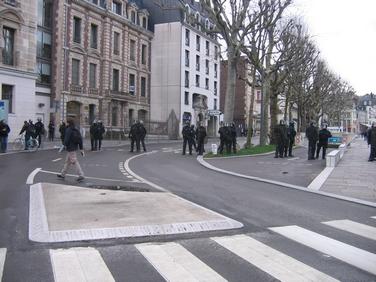 Nuit Debout - Rouen - Fragments