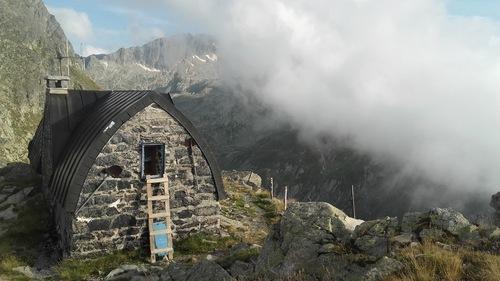 Le Pic Long, 3192 m.Club de randonnée des Hautes Corbières