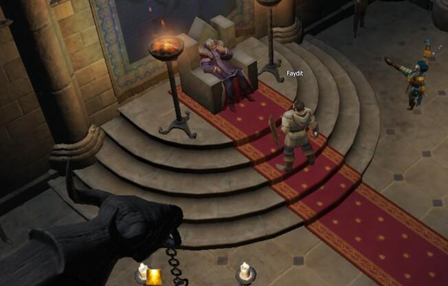 Faydit (photos du jeu Drakensang Online)