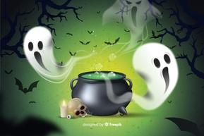 Escape-game Halloween