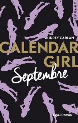 Calendar girl septembre: LC Gaëlle