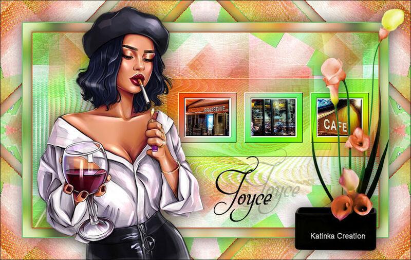 Joyce - Tutoriel Animabelle