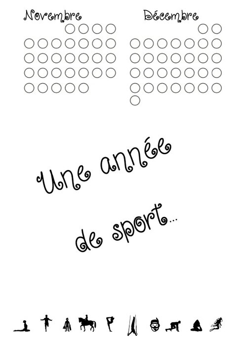 Planning sport