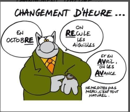 changement-heure sur Imagesia