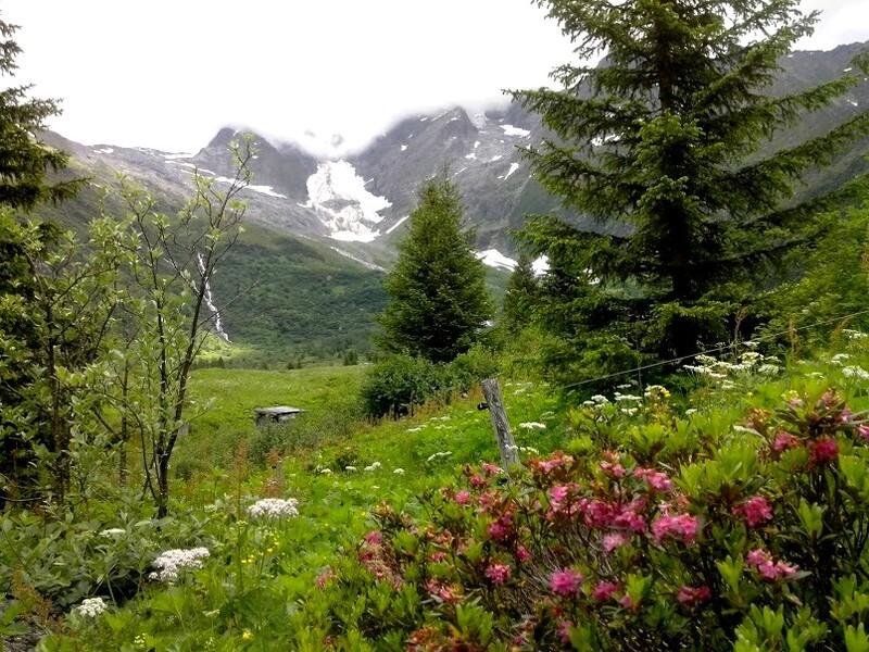 Randonnées dans le Val Montjoie