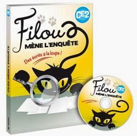 Production d'écrit - Filou mène l'enquête en vente !