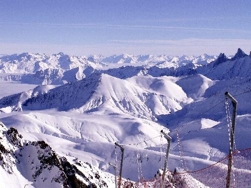 Alpes d'Huez - janvier 2008