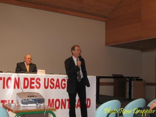 L'Assemblée Générale de l'Association des Usagers de l'Hôpital Châtillon sur Seine-Montbard