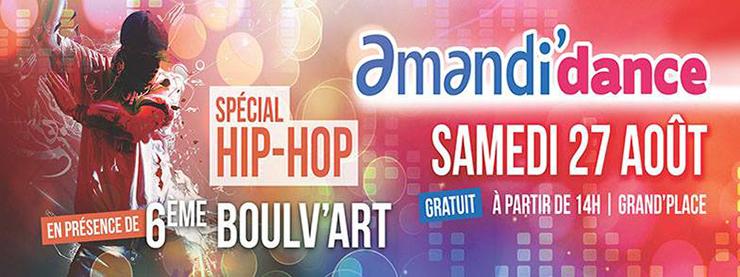 Hip-hop pour tous, à Saint-Amand les Eaux