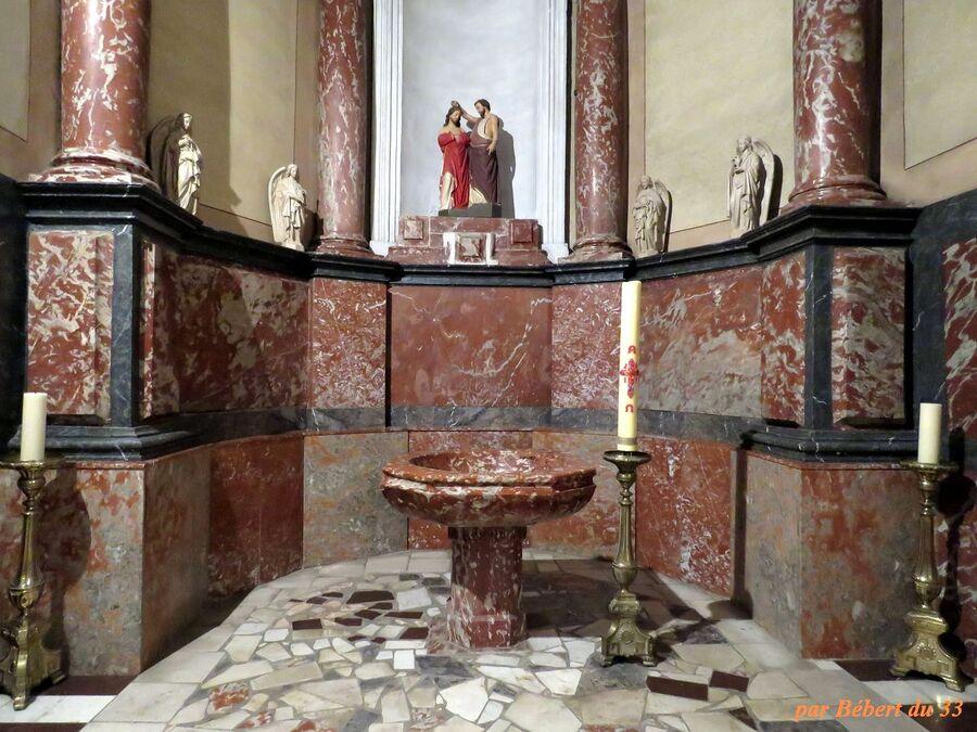 Saint Chinian dans l'Hérault