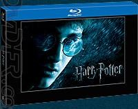 Harry Potter Année 1-6
