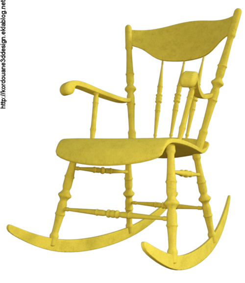 Images de rocking-chair (tube-render)