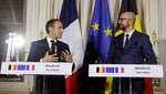 À Bruxelles, Macron soutient le pacte migratoire de l'ONU !