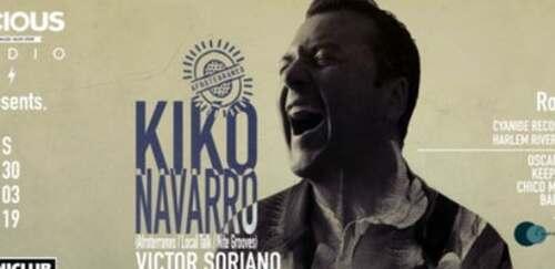 NAVARRO, Kiko - Sonando Contigo (2017)  (Chillout)