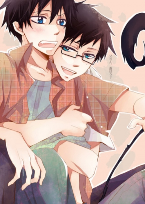 Gallerie Ao no exorcist