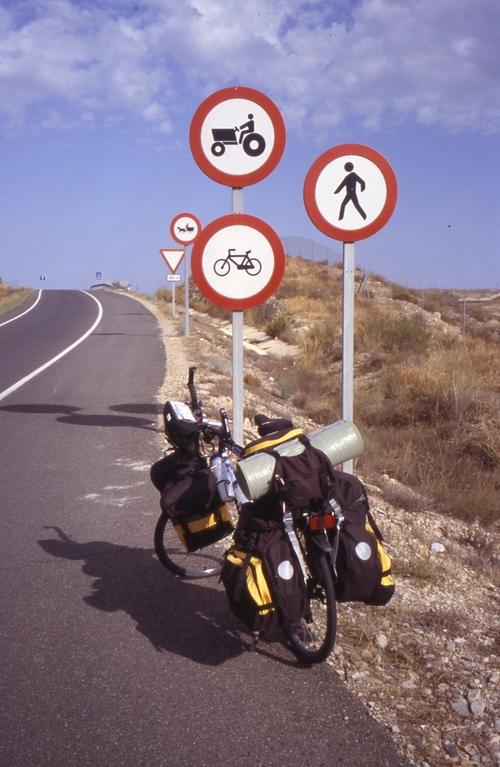C'est parti pour la traversée de l'Espagne !