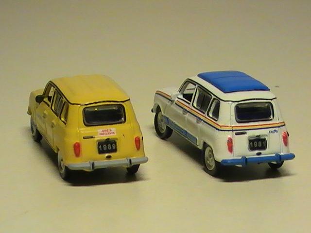 L'âge d'or des voitures françaises n° 36 et 37