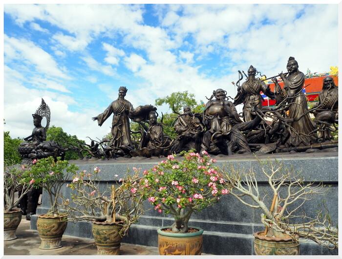 Photos de Thaïlande. VIHARNRA SIEN.2/