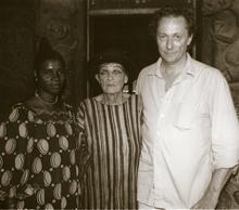 Avec Doyin et Sus
