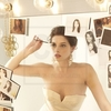 Clichés photoshoot Ashley Greene pour Teen Prom magazine