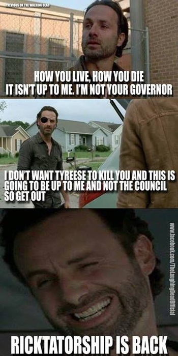 The Walking Dead season 4 Memes 20