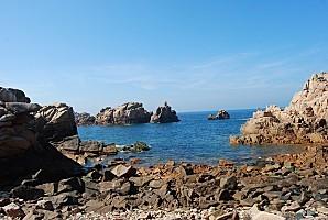 Ile de Bréhat - La mer004