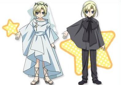 KK : personnages