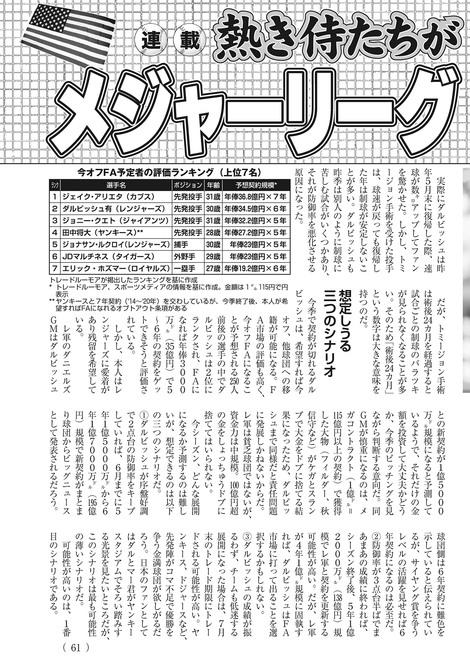 Magazine : ( [Weekly Jitsuwa] - 20/04/2017 )
