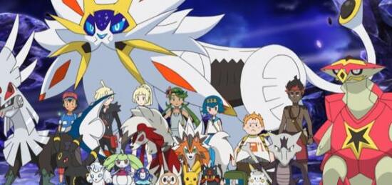 Pokémon Sun & Moon épisode 53 en RAW en Streaming
