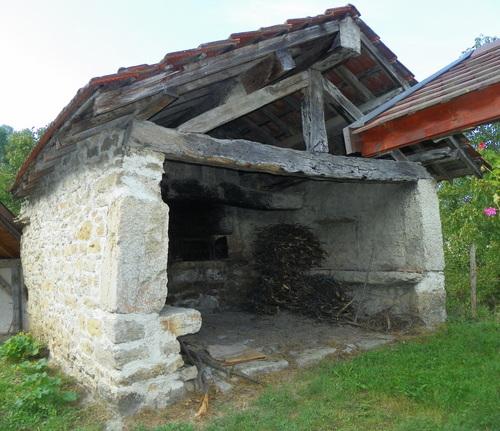 Petit patrimoine à La Pavaz