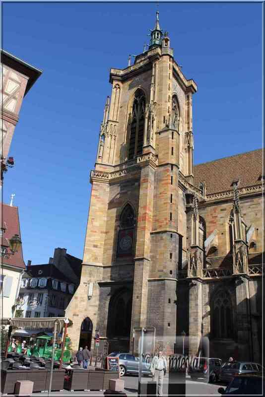 Colmar, l'Esprit de l'Alsace Collégiale Saint-Martin