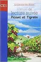 Programmation de Français pour la classe de CE1