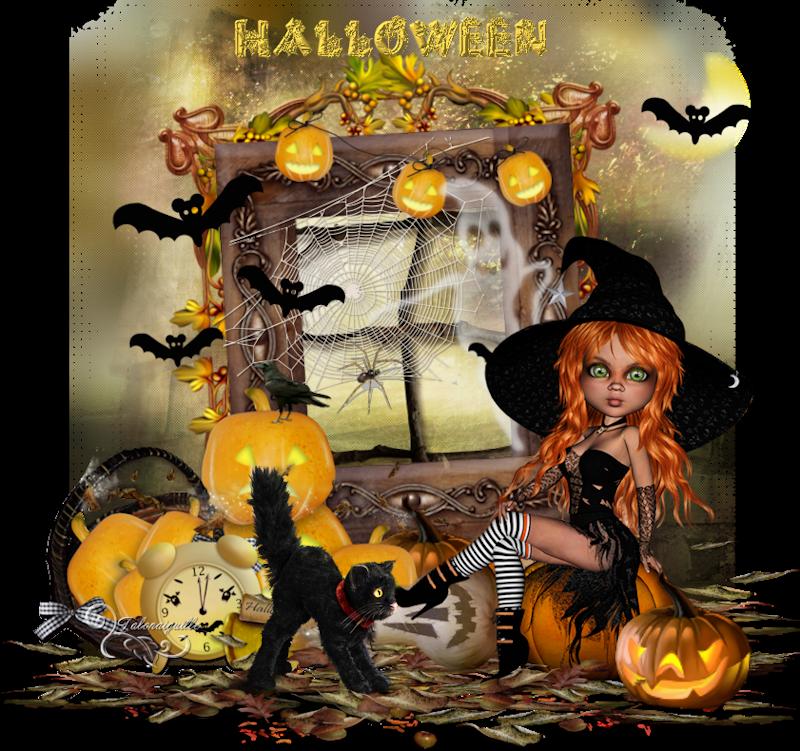 *** scrap Halloween ***